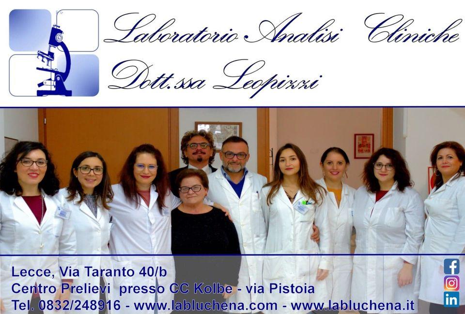 Laboratorio analisi cliniche Dr.ssa Leopizzi