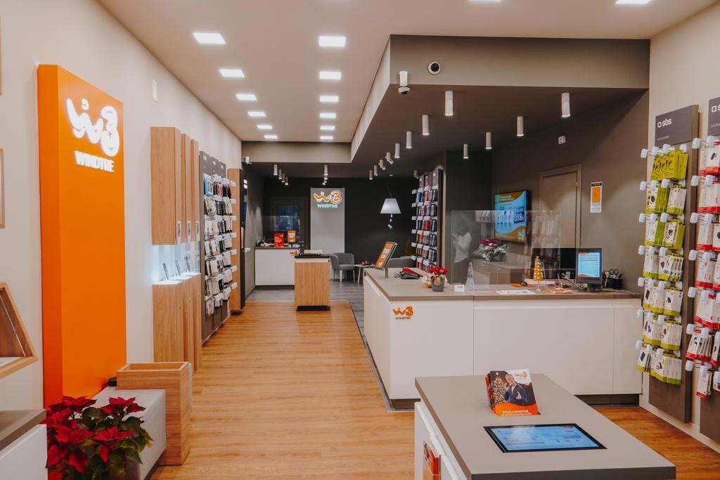 Windtre Store Brindisi