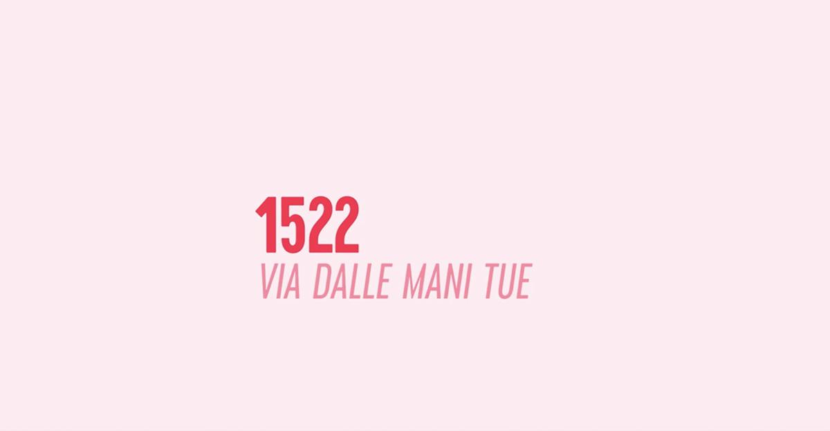 1522 Via dalle mani tue