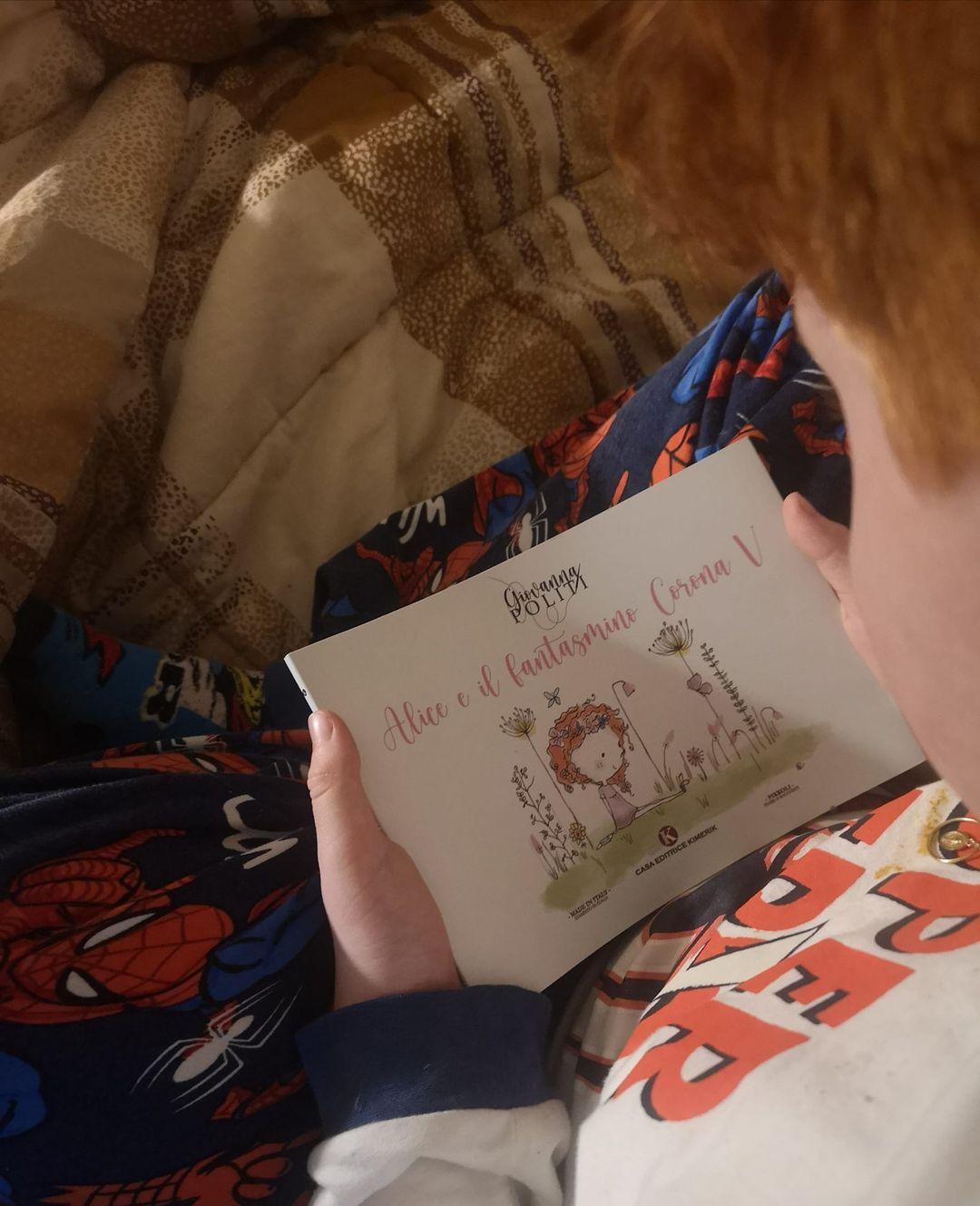 Leggete le favole ai bambini