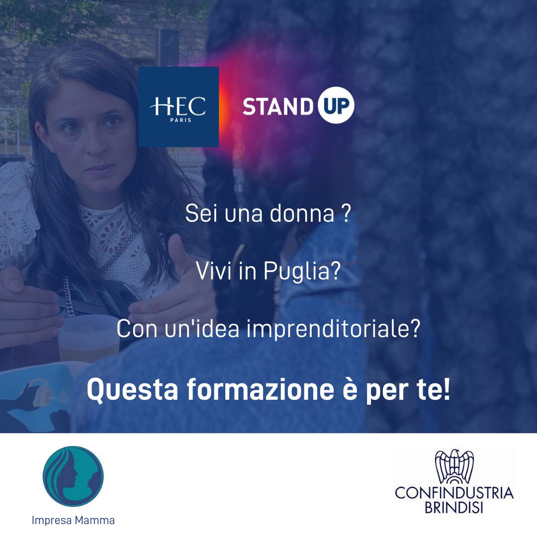Corso di Forma-Azione Hec Stand Up